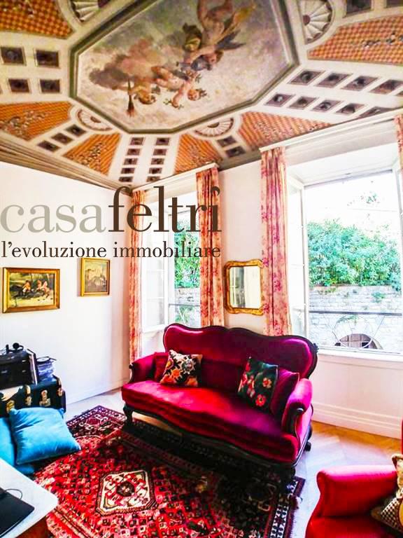 Quadrilocale in Via Donizetti 21, Centrale, Bergamo