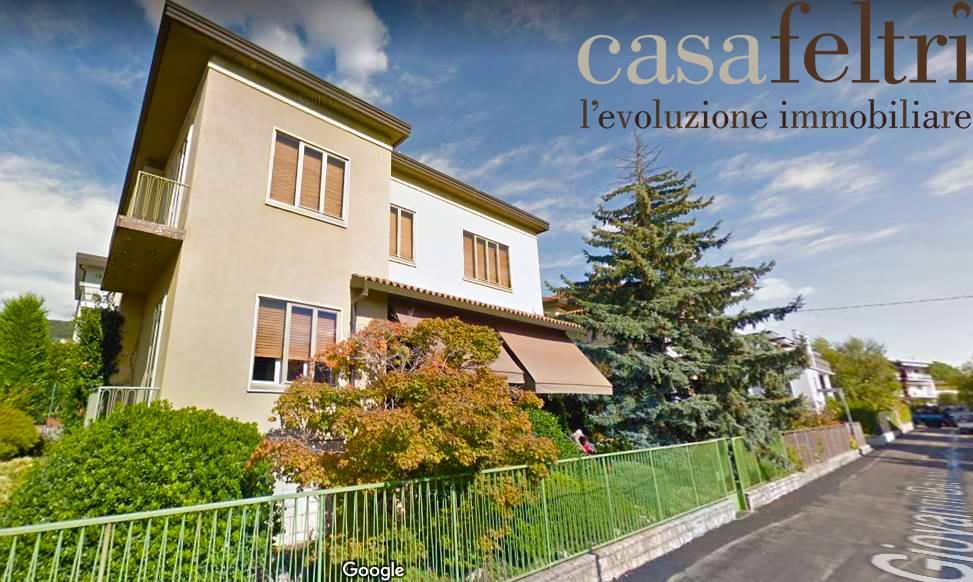 Villa in Via Angelini 16, Centrale, Bergamo