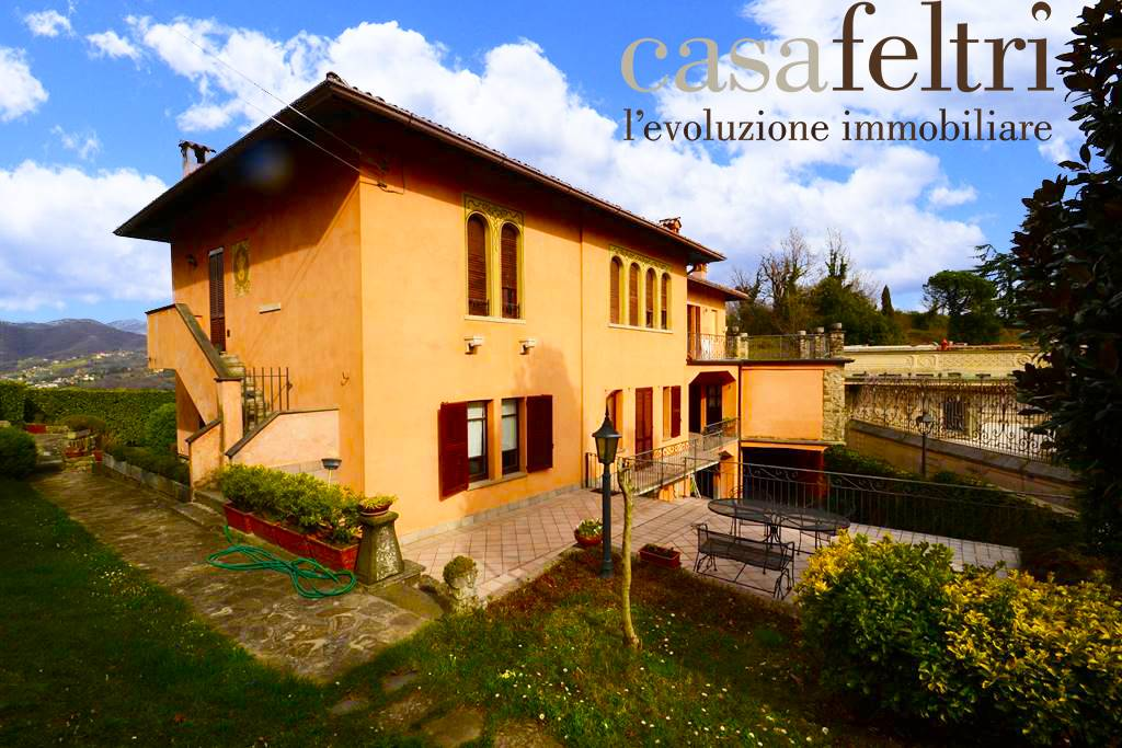 Villa in Via Vetta 2, Centrale, Bergamo