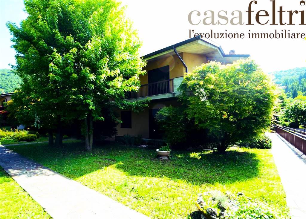 Villa in Via Fibonacci 6, Centrale, Bergamo