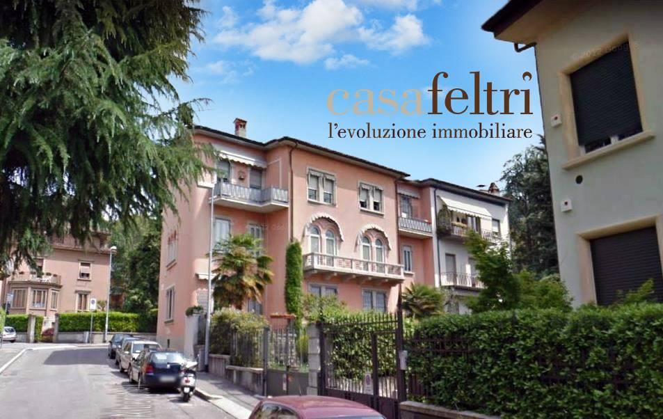 Appartamento in Via Alborghetti 7, Centrale, Bergamo