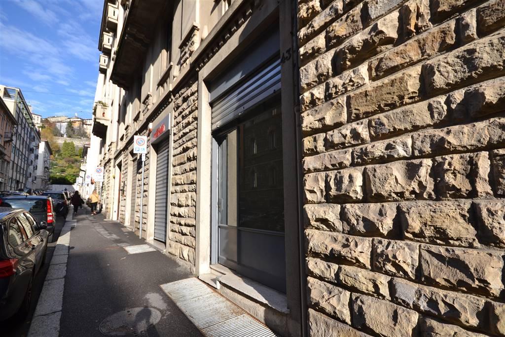 Negozio in Via Locatelli 49, Centrale, Bergamo