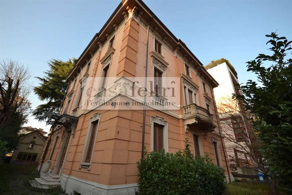 Villa in Via Paleocapa 5, Centrale, Bergamo