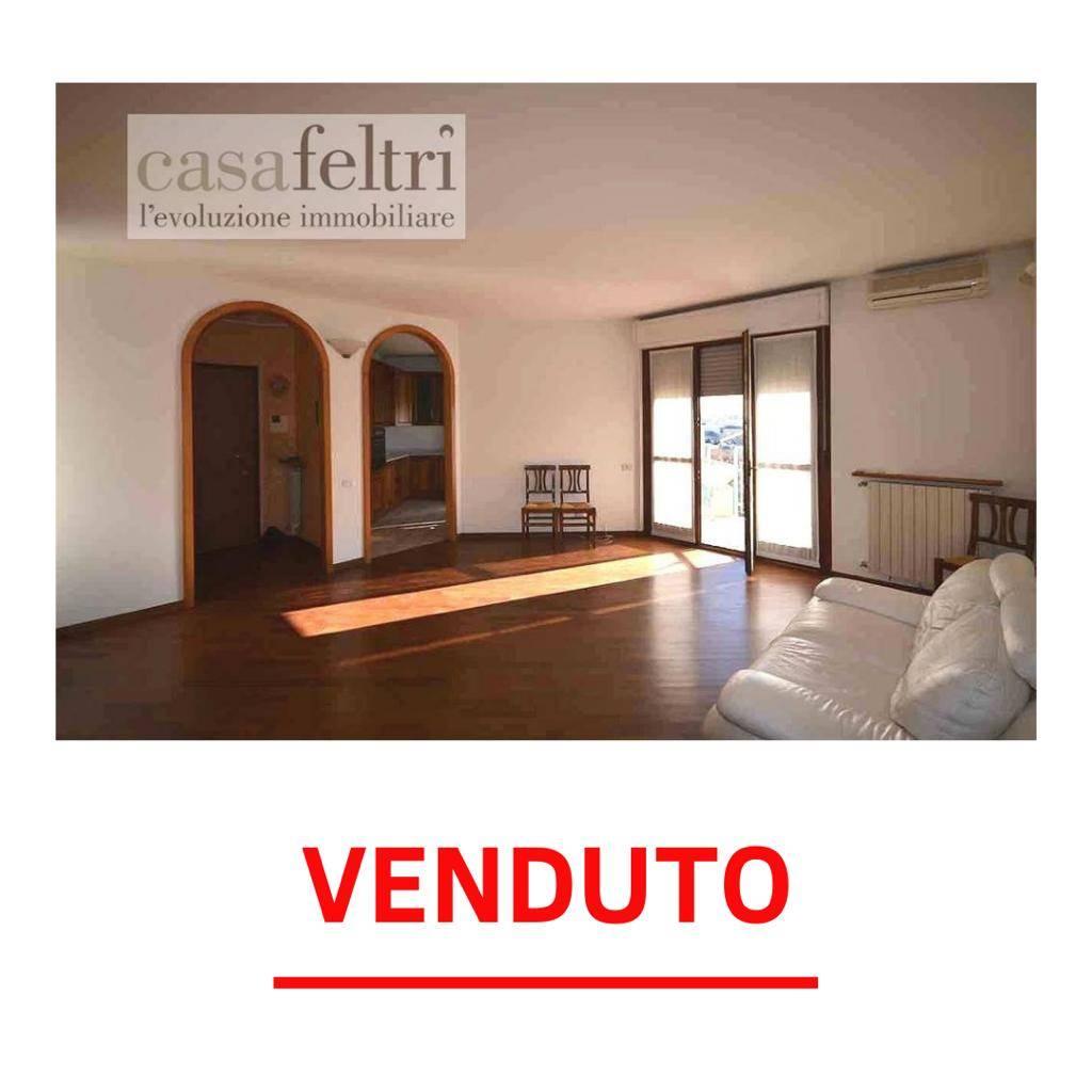 Appartamento in vendita a Bergamo, 4 locali, zona rale, prezzo € 165.000 | PortaleAgenzieImmobiliari.it