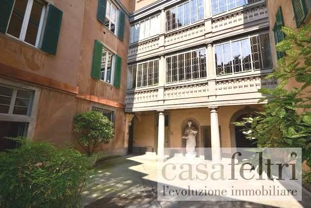 Appartamento in affitto a Bergamo, 9 locali, zona Zona: Centrale, prezzo € 2.500 | CambioCasa.it