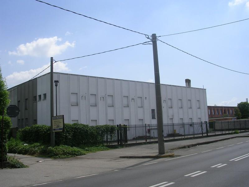 Capannone industriale, San Biagio, Cazzaniga, Monza
