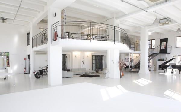 Laboratorio, Chiesa Rossa, Cermenate, Ripamonti, Milano