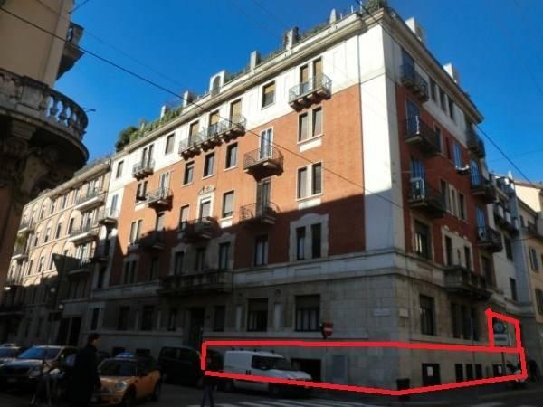 Laboratorio, Bocconi, Corso Italia, Ticinese, Milano, da ristrutturare
