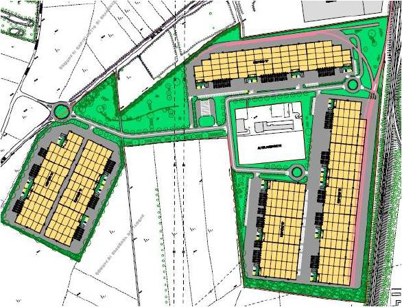 Terreno Edificabile Comm.le/Ind.le in vendita a Bressana Bottarone, 9999 locali, zona Località: BOTTARONE, Trattative riservate | CambioCasa.it