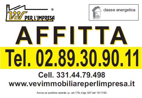 Capannone in affitto a Buccinasco, 9999 locali, prezzo € 45.000 | PortaleAgenzieImmobiliari.it