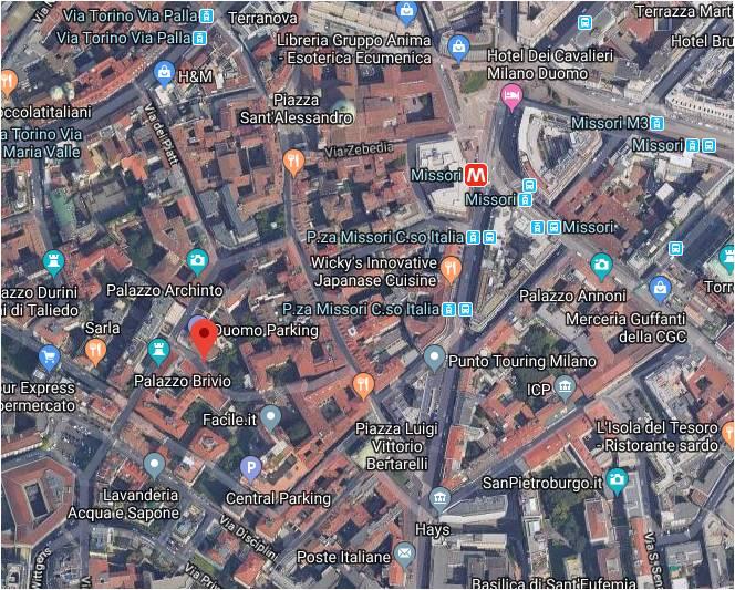 Ufficio in Olmetto, Bocconi, Corso Italia, Ticinese, Milano