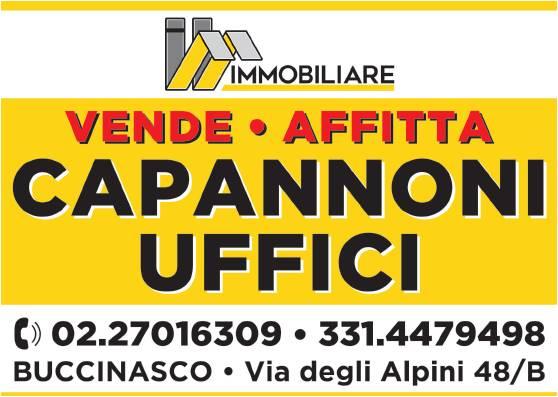 Capannone in vendita a Rodano, 9999 locali, zona Località: POBBIANO, prezzo € 23.000 | CambioCasa.it