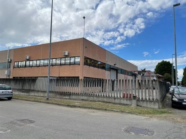 Capannone in affitto a Binasco, 9999 locali, prezzo € 11.600 | CambioCasa.it