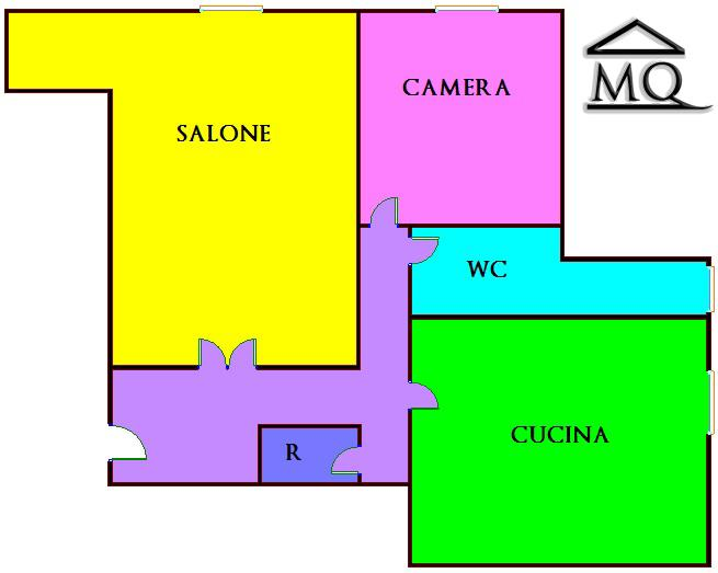 Bilocale in Via Xxiv Maggio 135, Centro, Isernia