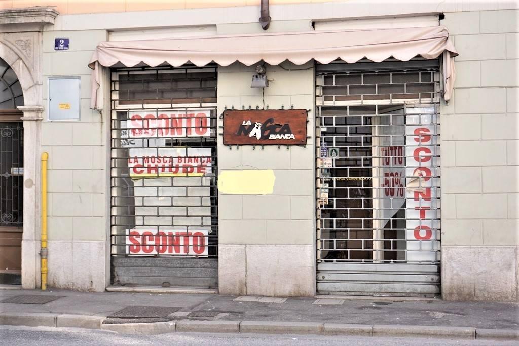 Negozio / Locale in affitto a Trieste, 1 locali, zona Località: OSPEDALE MAGGIORE, prezzo € 380 | CambioCasa.it