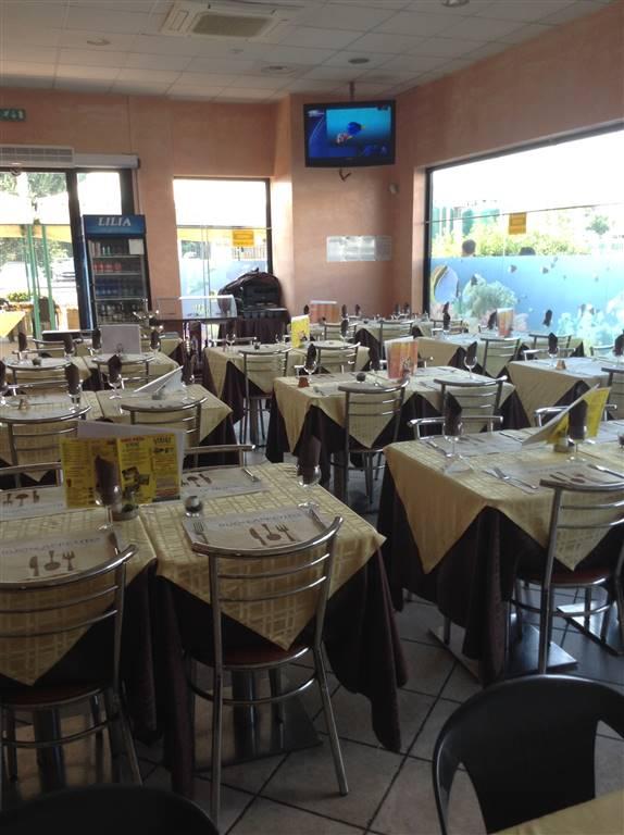 PROPONIAMO in VENDITA, Ristorante Pizzeria - San Giuliano Milanese, zona commerciale - posizione strategica , vicinanza ESSELUNGA, Grandi magazzini