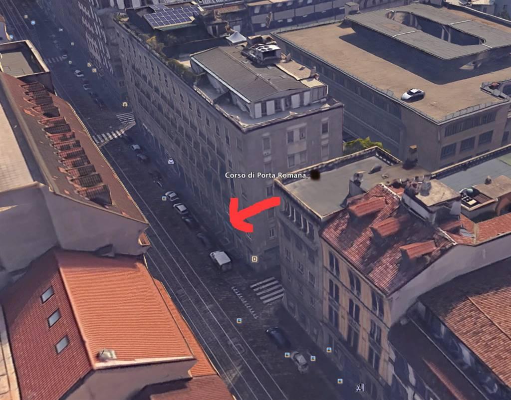 Negozio, Bocconi, Corso Italia, Ticinese, Milano, da ristrutturare
