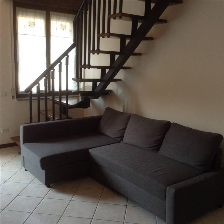 Appartamento in affitto a Cornate d'Adda, 2 locali, zona Zona: Colnago, prezzo € 430 | CambioCasa.it