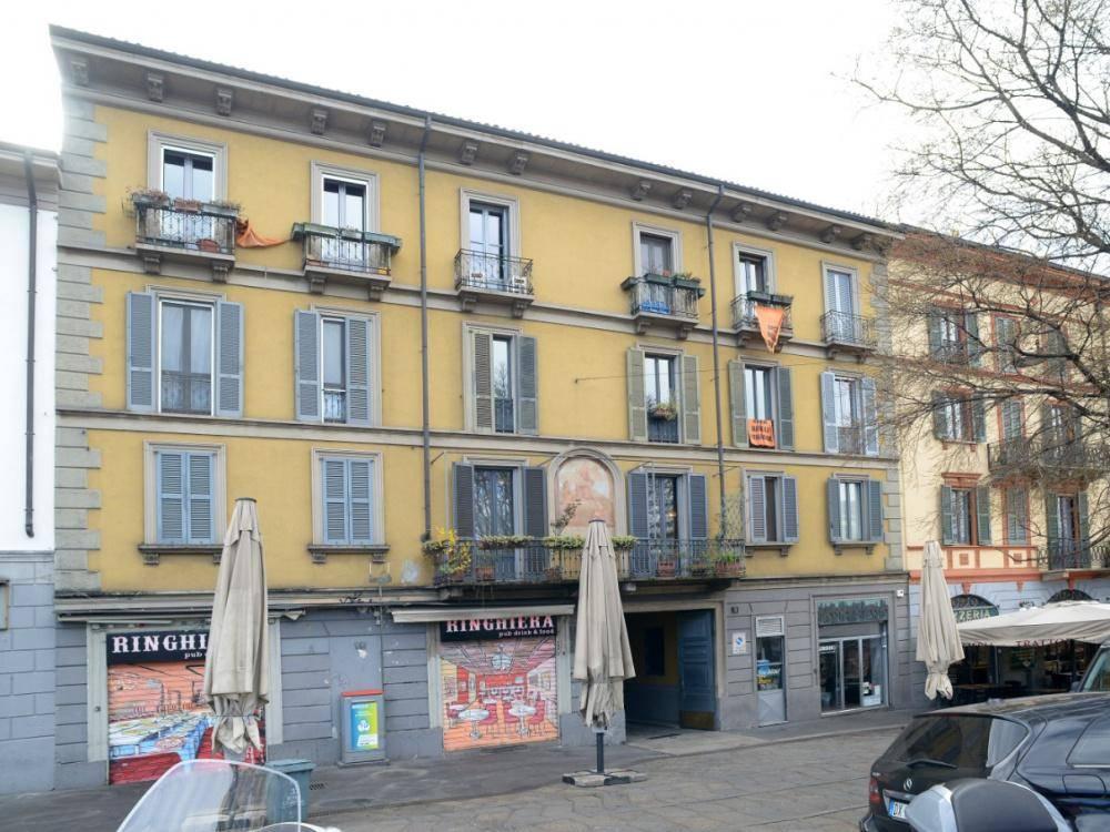 Zona Navigli - Darsena In Ripa di Porta Ticinese una delle più affascinanti e caratteristiche zone della città, cuore della movida milanese e punto
