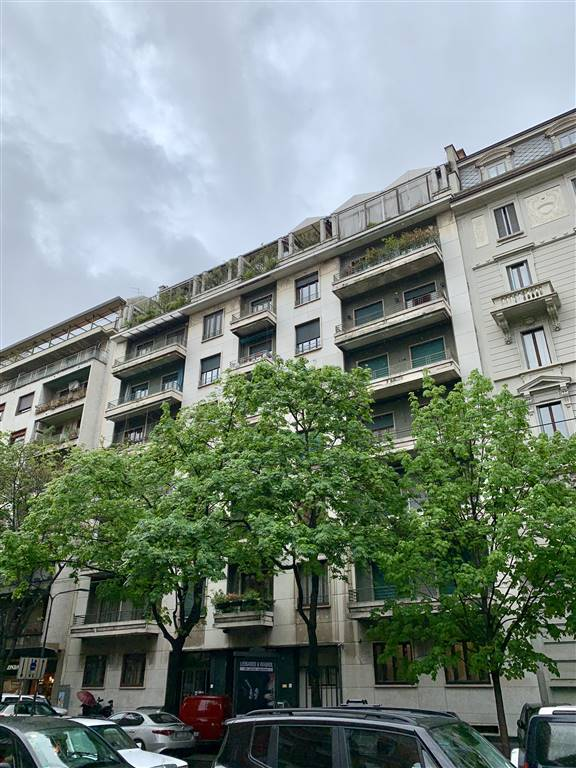 Appartamento in Via Giovan Battista Pergolesi 4, Buenos Aires, Indipendenza, P.ta Venezia, Milano