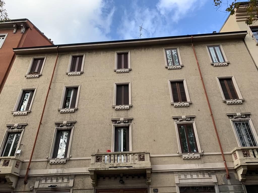 Milano, in zona porta romana, Università Bocconi, IED, in un contesto estremamente dinamico, nutrito dall'energia sprigionata dai poli di Porta