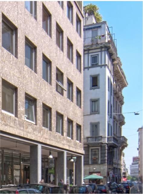 Ufficio, Milano, ristrutturato