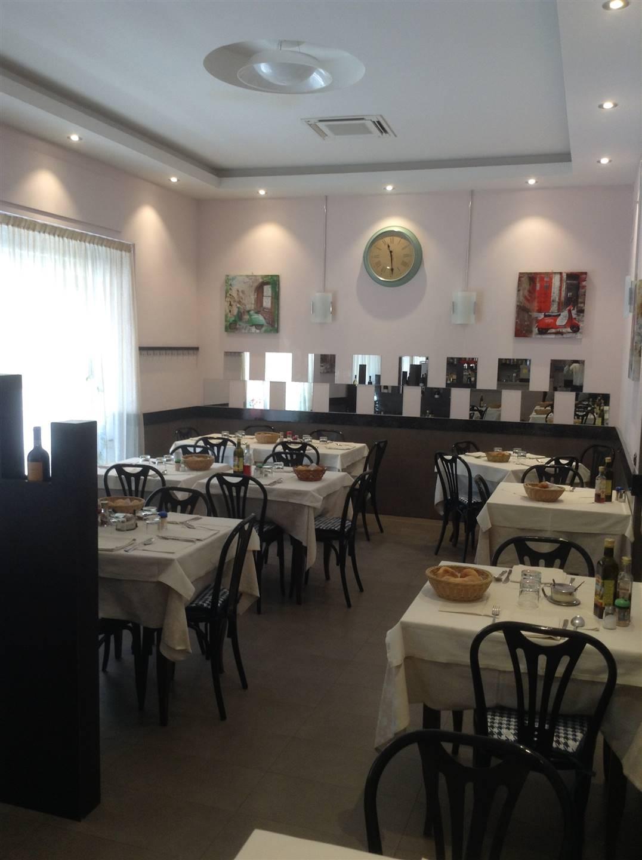 AFFITTASI RISTORANTE CON CANNA FUMARIA in zona Corvetto/Lodi, posizione di buona presenza e concentrazione residenziale. Il locale è perfettamente