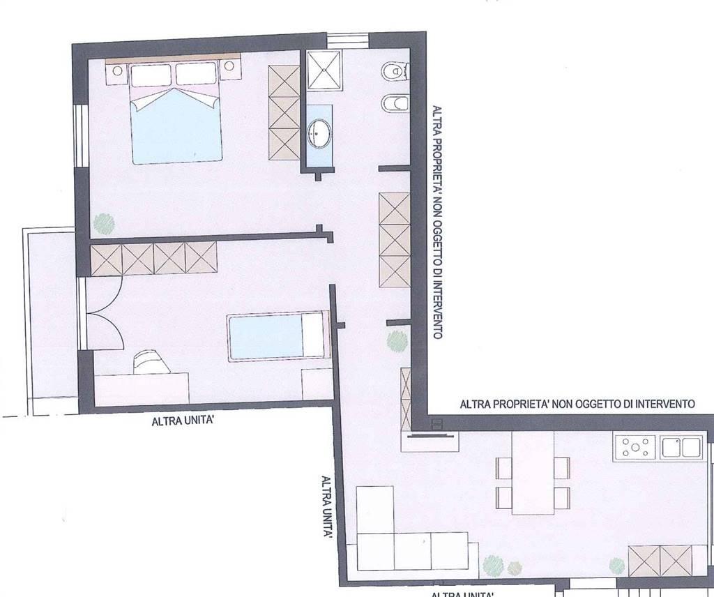 Appartamento in vendita a Bussolengo, 3 locali, prezzo € 143.000 | CambioCasa.it
