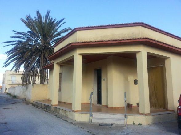 Casa singola in Contrada Bambina, Marsala
