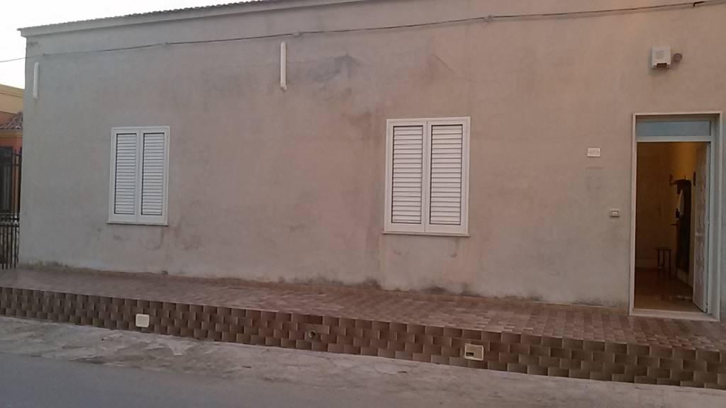 Casa singola, Paolini, Marsala