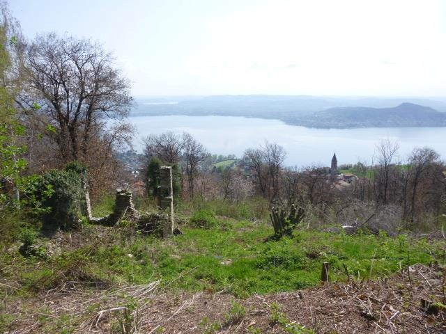 vista lago verso Verbania