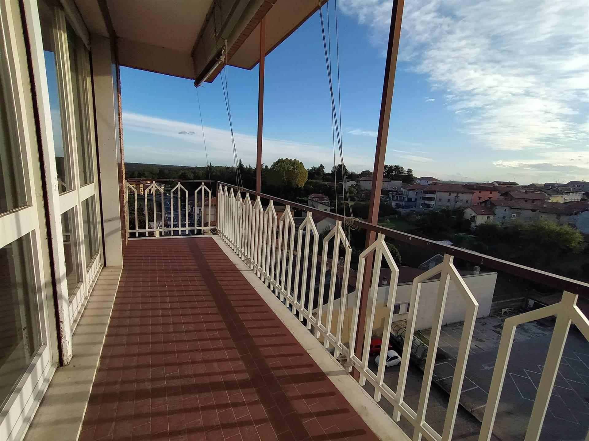 spaziosi balconi