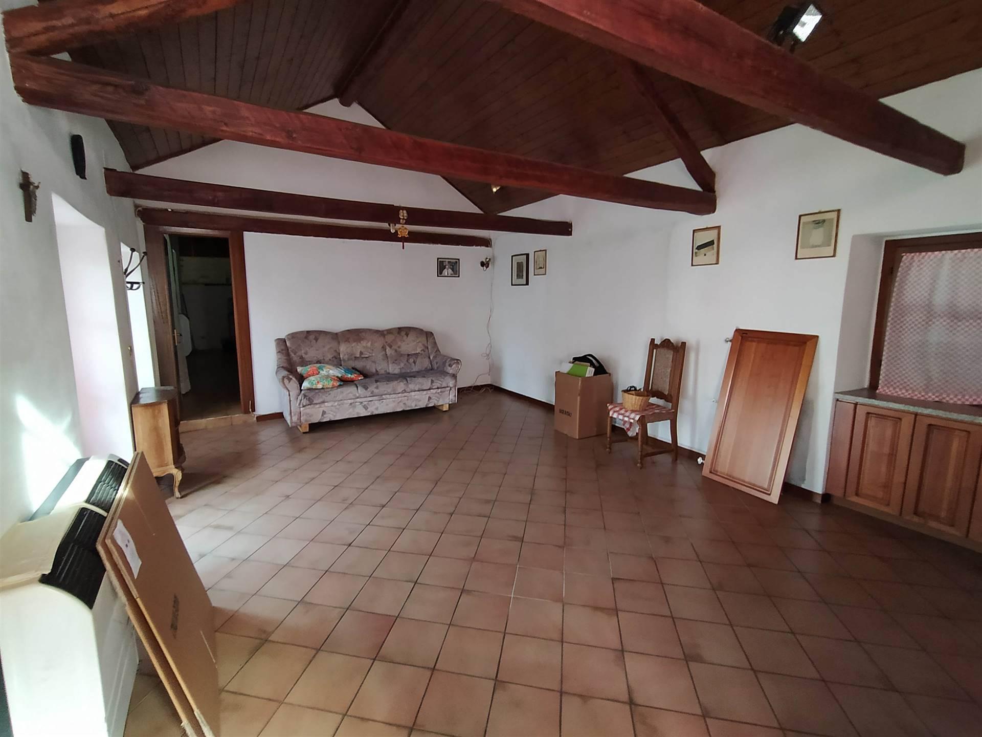 Casa A - Soggiorno