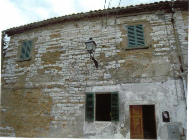 Casa semi indipendente, Pergola, ristrutturato