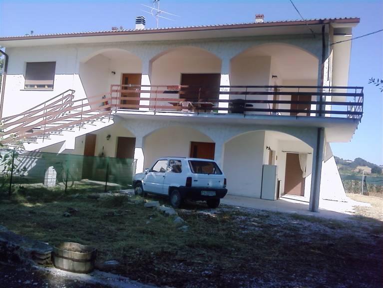 Casa semi indipendente, Sant'ippolito, in ottime condizioni