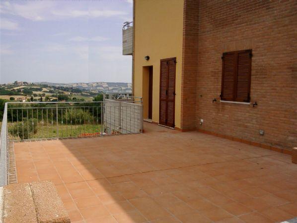 Appartamento indipendente, San Costanzo, seminuovo
