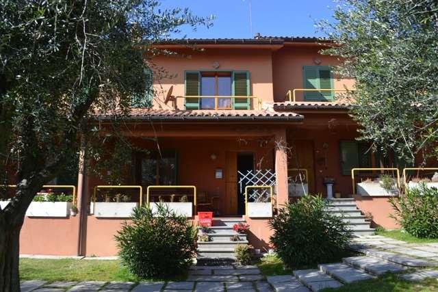 Villa a schiera, Mondolfo, in ottime condizioni