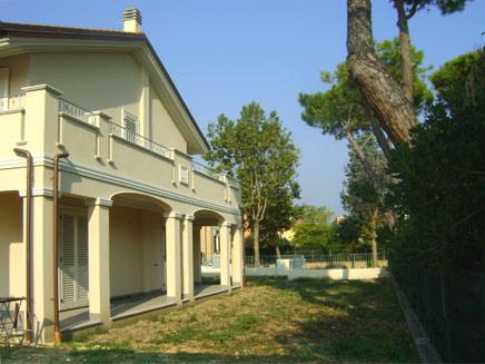 Villino, Fano, in nuova costruzione