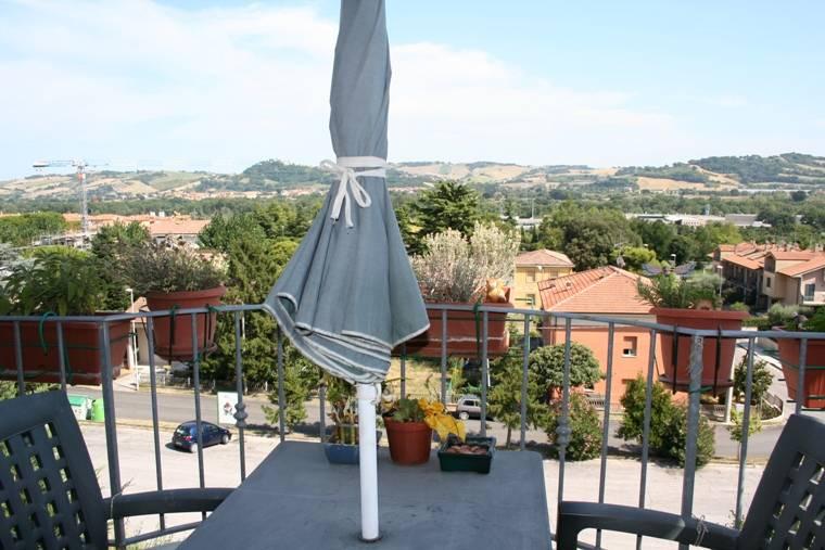 Appartamento indipendente, Calcinelli, Saltara, in ottime condizioni