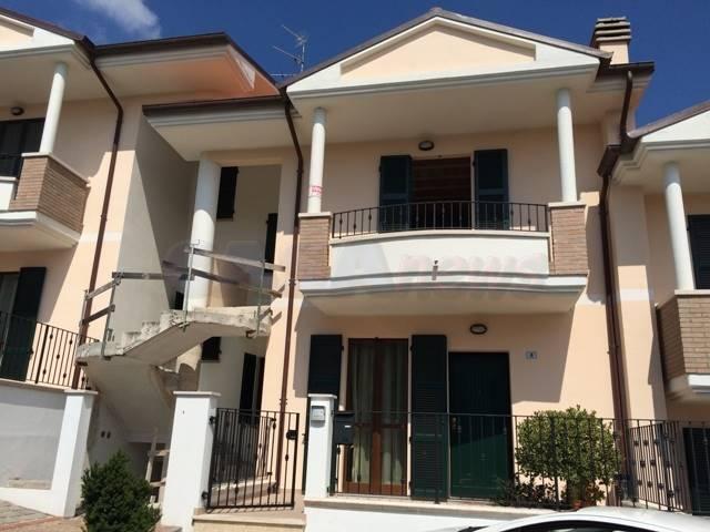 Appartamento indipendente, Calcinelli, Saltara, in nuova costruzione