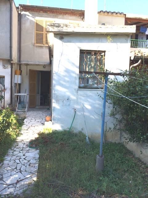 Terratetto, Fano, da ristrutturare