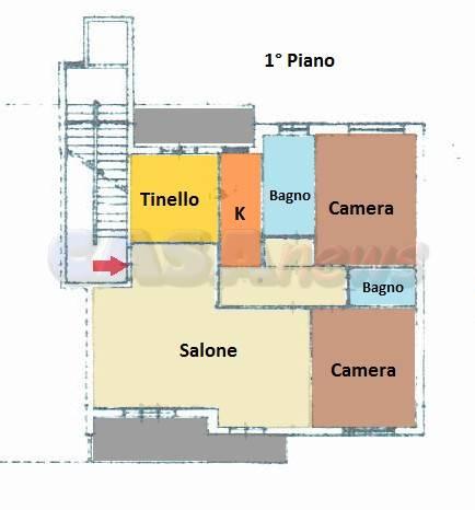 Appartamento, Fano, abitabile