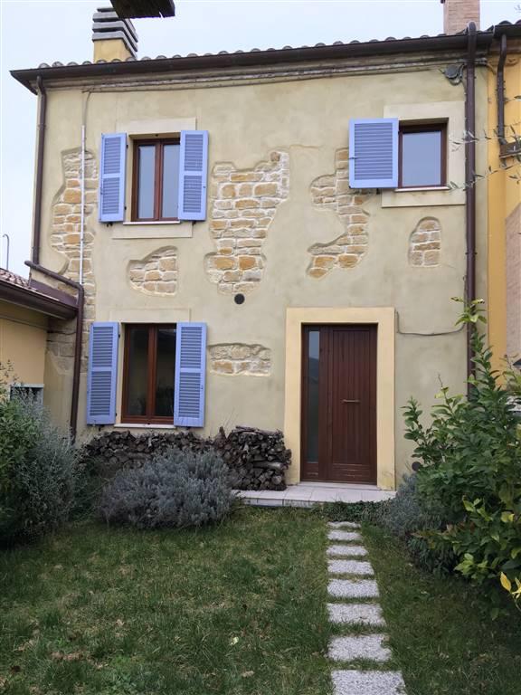 Villa a schiera, Fano, ristrutturata