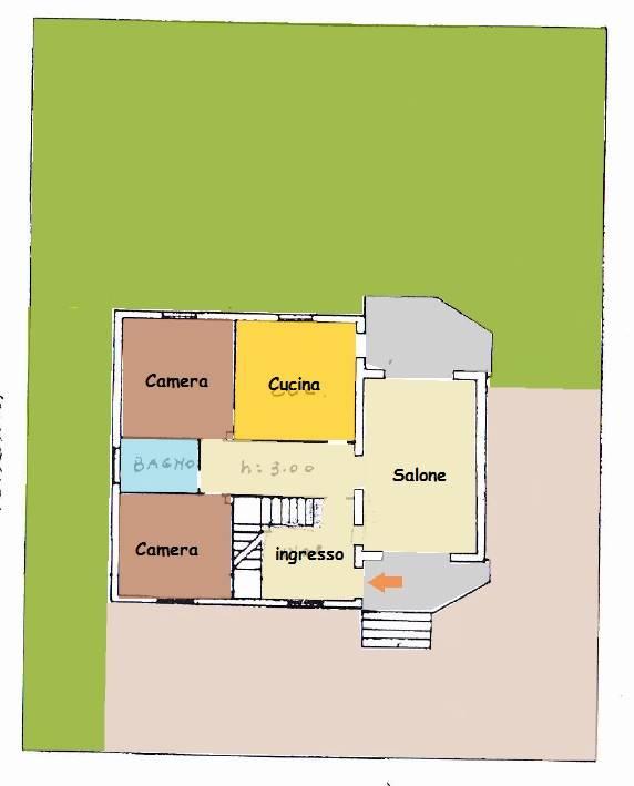 Casa singola, Fano, abitabile