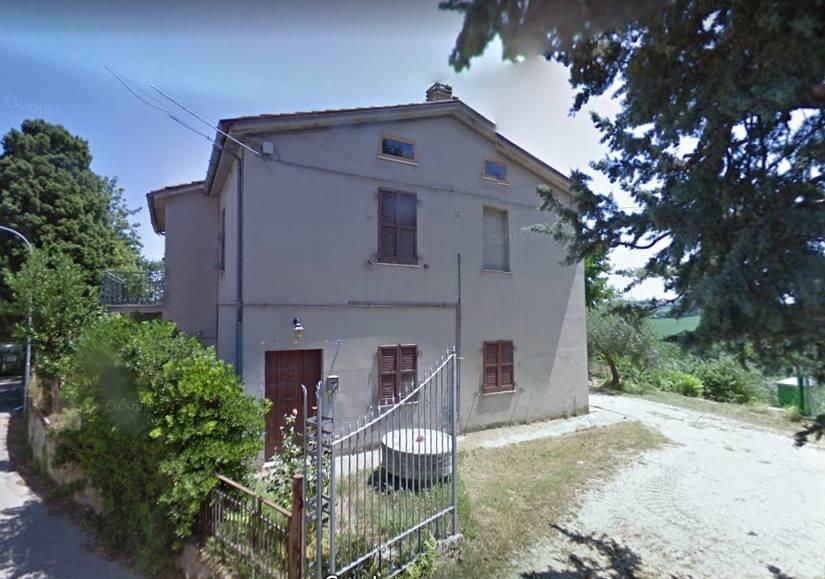 Casa semi indipendente, Montegiano, Mombaroccio, abitabile