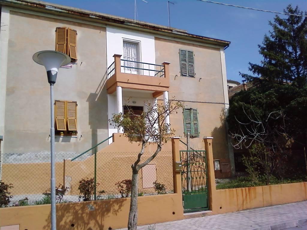 Casa semi indipendente in Via Mazzini 4, Montemarciano