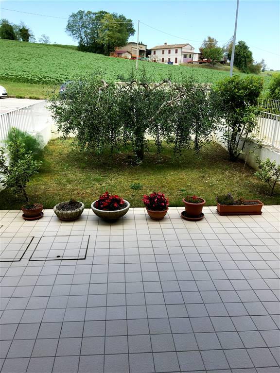 Appartamento indipendente in Via Della Pieve, Cartoceto