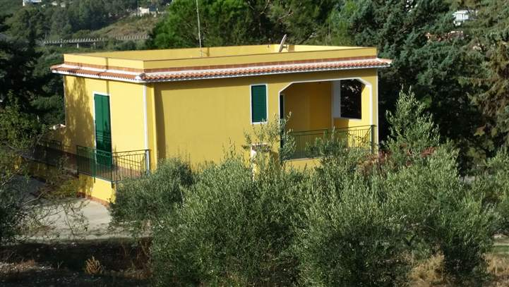 Villino, Misilmeri, abitabile