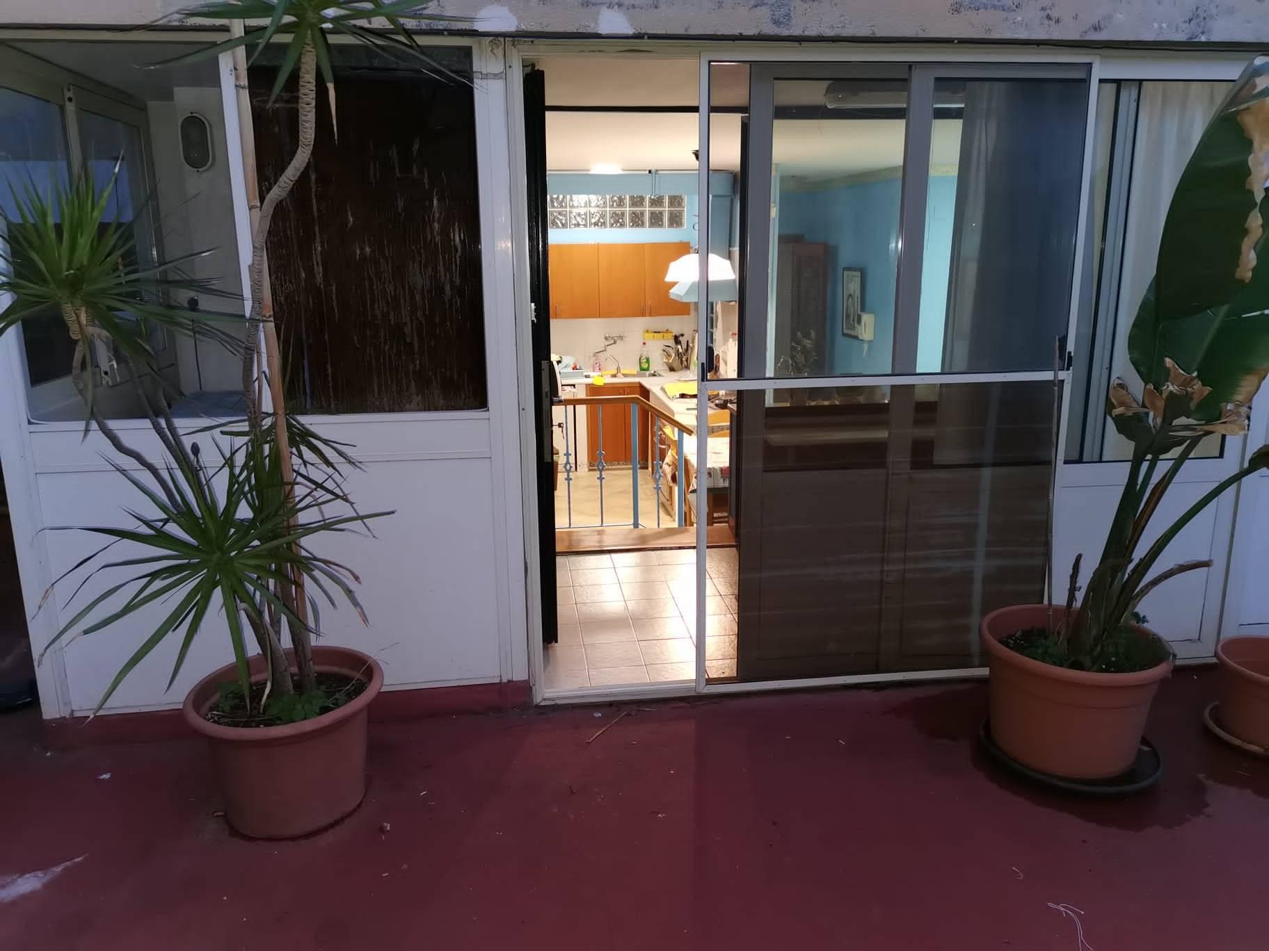 accesso al terrazzo - Rif. 164/20