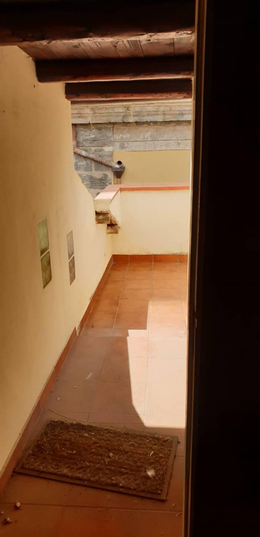 accesso al terrazzo - Rif. 84/21